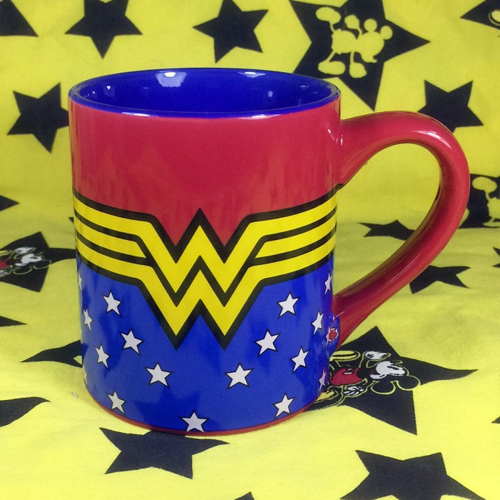 Buy Ceramic Mug Wonder Woman Diana Prince Cup merchandise collectibles