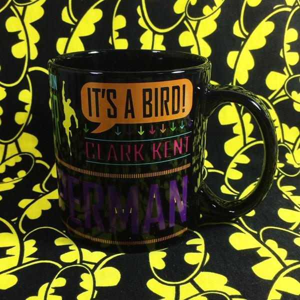 Buy Mug It's A Bird Clark Kent Superman Cup merchandise collectibles