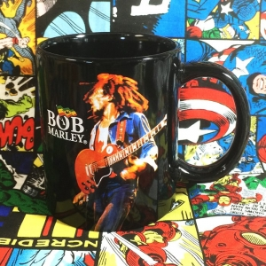 Buy Ceramic Mug Bob Marley Cup merchandise collectibles