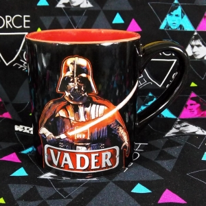 Buy Ceramic Mug Vader Star Wars Sith Knight Cup merchandise collectibles