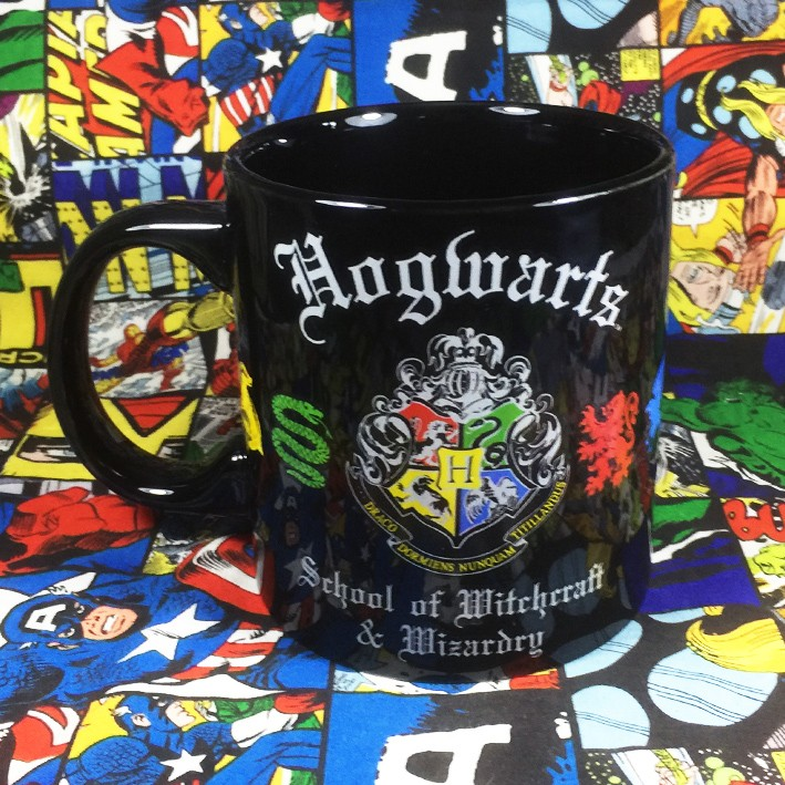 Buy Ceramic Mug Harry Potter Hogwarts Cup merchandise collectibles