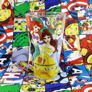 Buy Glassware Disney Princesses Girls Cup merchandise collectibles
