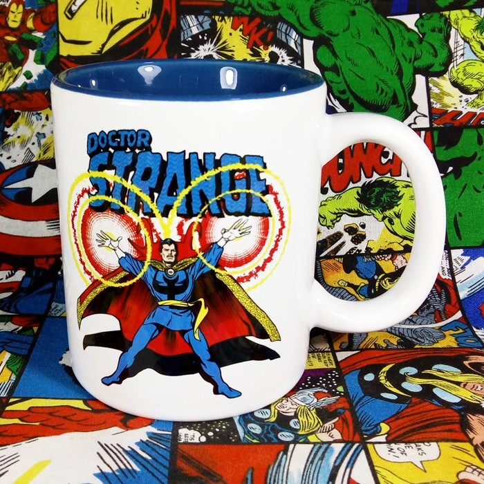 Buy Ceramic Mug Doctor Strange Cup Merchandise collectibles