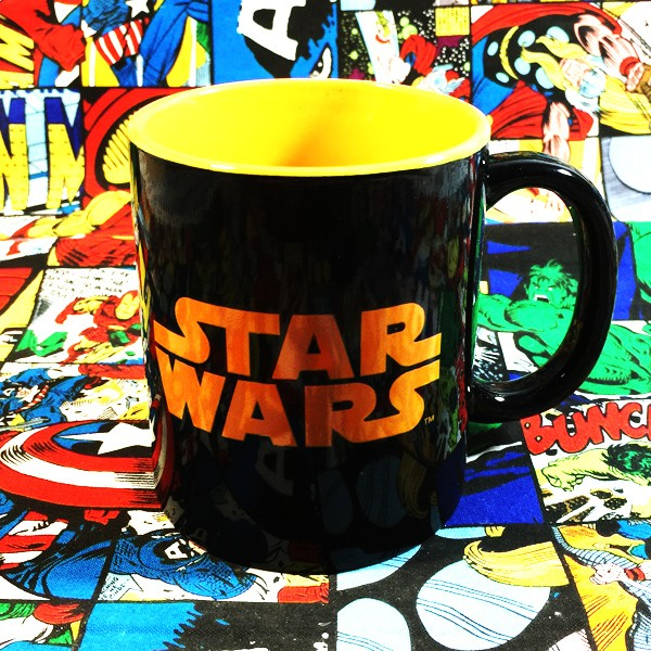 Buy Ceramic Mug Star Wars title Cover Cup merchandise collectibles