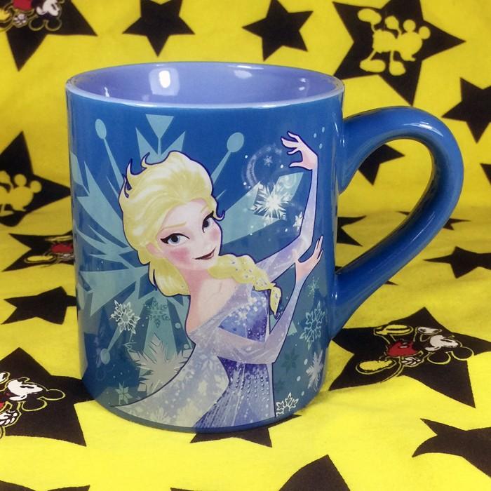 Buy Ceramic Mug Elsa Frozen Disney Cup merchandise collectibles