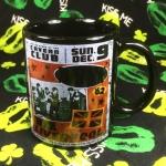 Merchandise Ceramic Mug Beatles Liverpool 1962 Cup