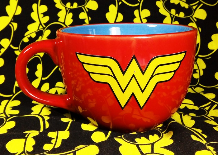 Buy Tea Mug Wonder Woman DC Diana Prince Cup merchandise collectibles