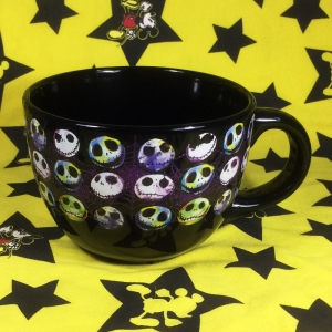 Buy Ceramic Tea Mug Jack Skellington Tim Burton Cup