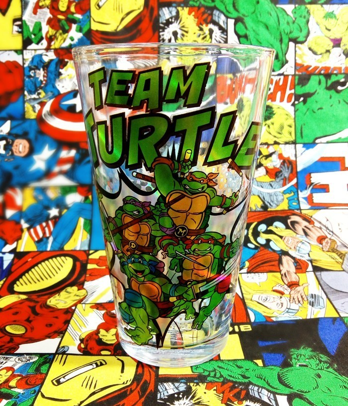 Buy Glassware TMNT Teenage Mutant Ninja Turtles Cup merchandise collectibles