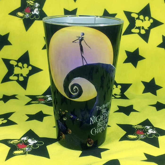 Buy Glassware Nightmare Before Christmas Cup