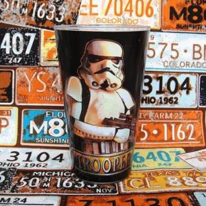 Buy Glassware StormTrooper Star Wars Cup Merchandise collectibles