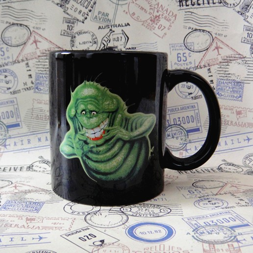 Buy Ceramic Mug Slimer Ghostbusters Cup Merchandise collectibles