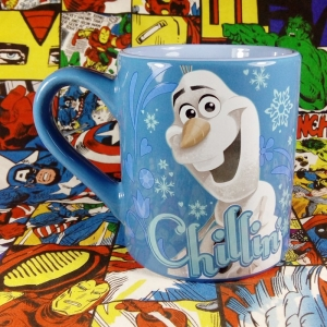 Buy Ceramic Mug Olaf Frozen Disney Cup merchandise collectibles