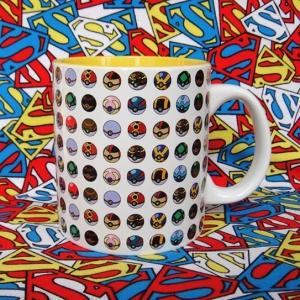 Buy Ceramic Mug Pokeballs Pokemon Anime Cup