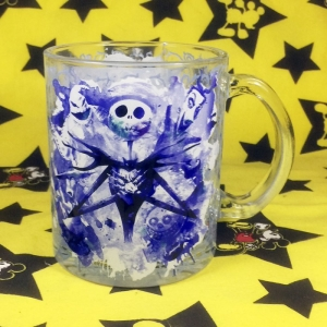 Buy Glassware Mug Jack Nightmare Before Christmas Cup merchandise collectibles