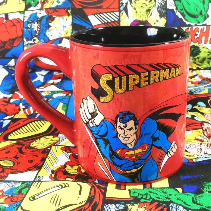 Buy Ceramic Mug CLassic Superman Series Cup merchandise collectibles