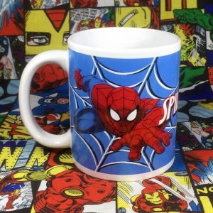 Buy Ceramic Mug Spider man Classic Cup merchandise collectibles