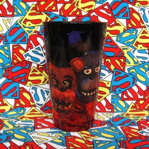 Buy Glassware New Five Nights at Freddy's Cup merchandise collectibles