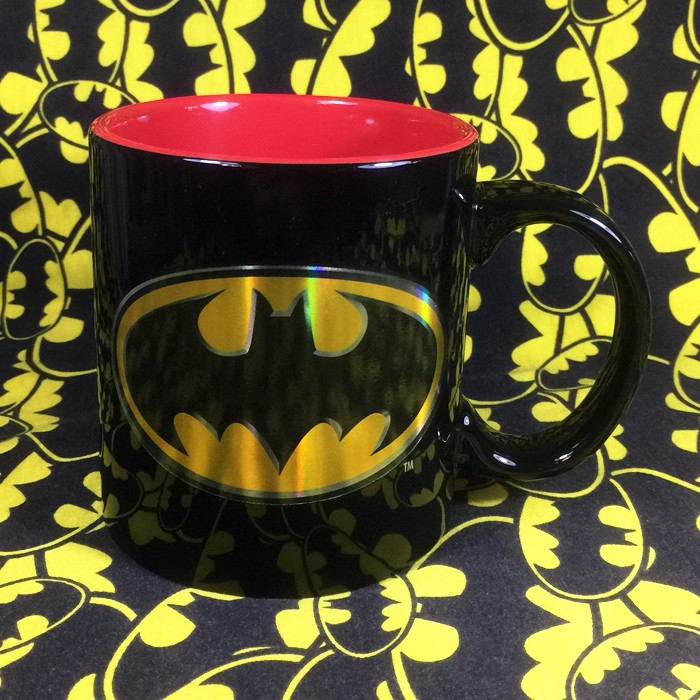 Buy Ceramic Mug Classic Logo Batman Cup merchandise collectibles