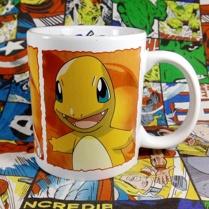 Buy Ceramic Mug Charmander Pokemon Cup