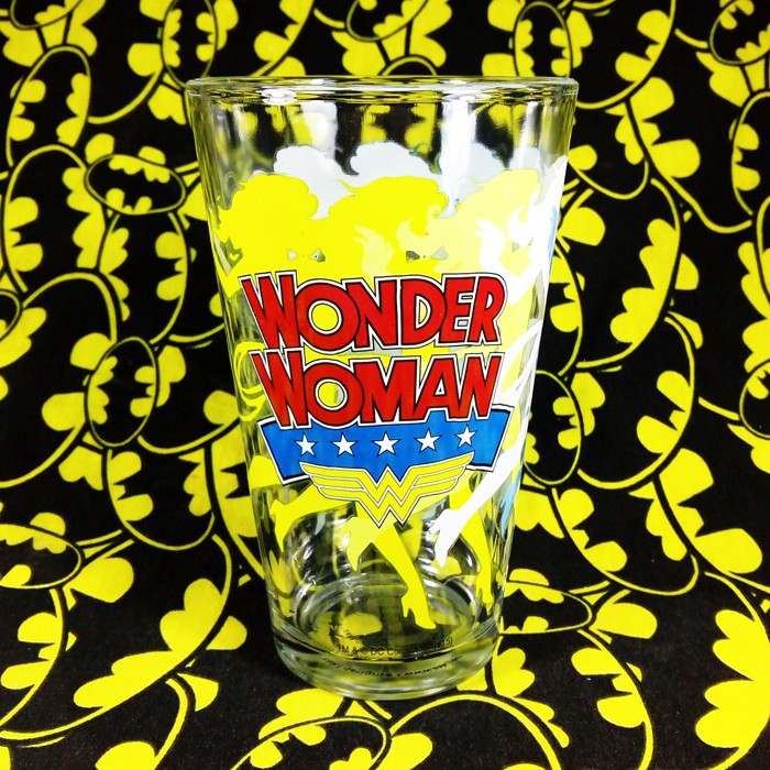 Buy Glassware Wonder Woman Classic Cup merchandise collectibles
