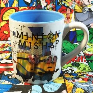 Merchandise Ceramic Mug Minion Mishap Despicable Me Cup