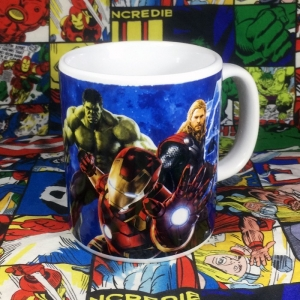 Buy Ceramic Mug Avengers Movie Superheroes Cup merchandise collectibles