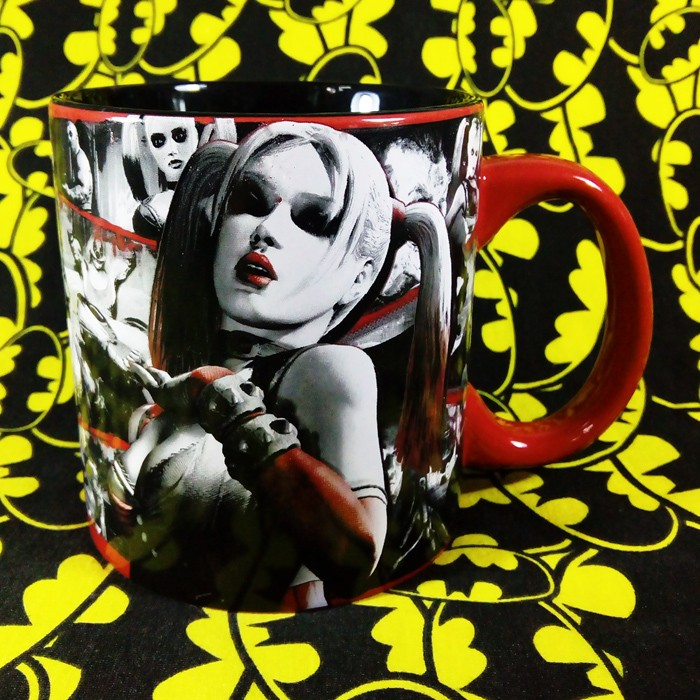 Buy Mug Harley Quinn Joker Gotham Insane Cup
