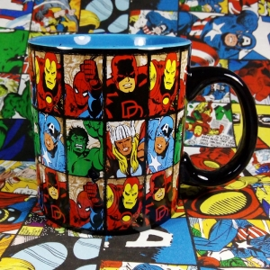 Buy Ceramic Mug Avengers CLassic Arts Cup merchandise collectibles