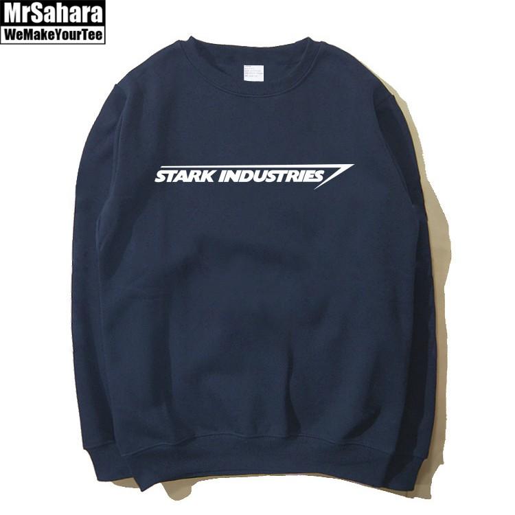 Collectibles Sweatshirt Stark Industries Tony Avengers