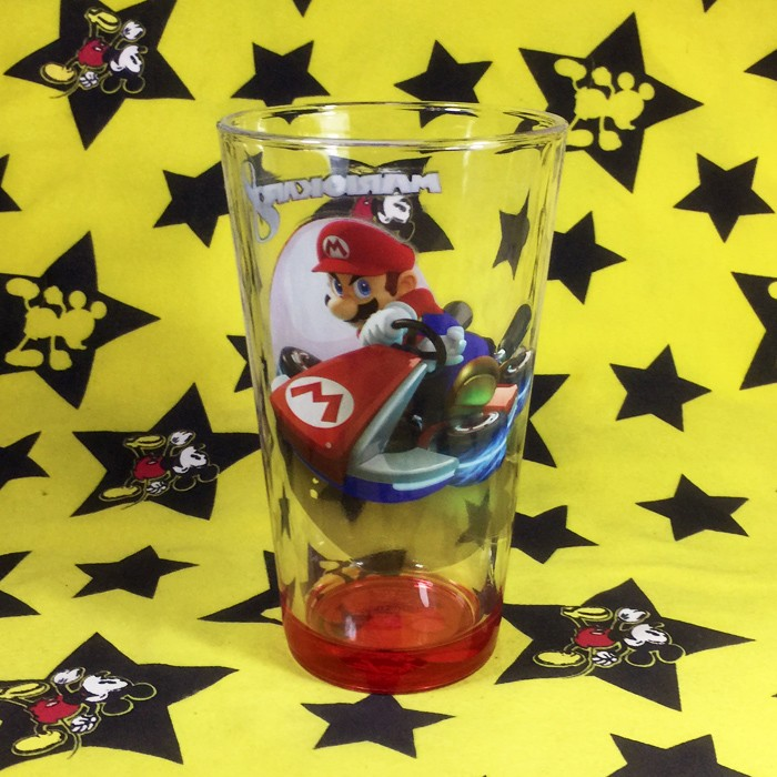 Buy Glassware Mario Game Supermario Cup merchandise collectibles