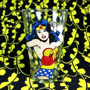 Buy Glassware Wonder Woman DC Universe Cup merchandise collectibles