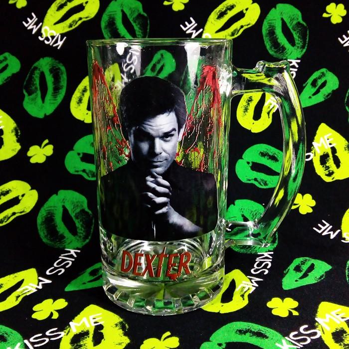Buy Ceramic Mug Dexter TV Series Cup