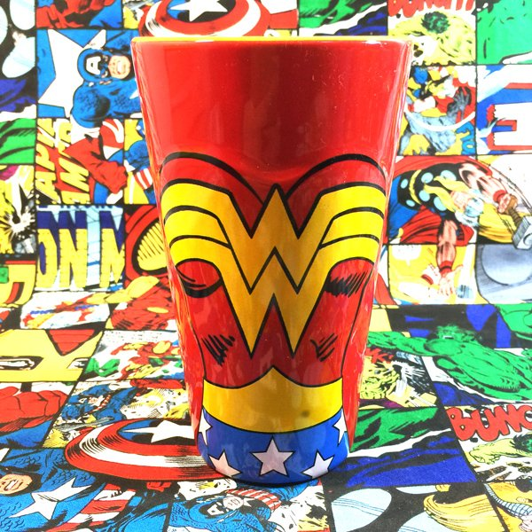 Buy Ceramic Glass Wonder Woman Cup merchandise collectibles