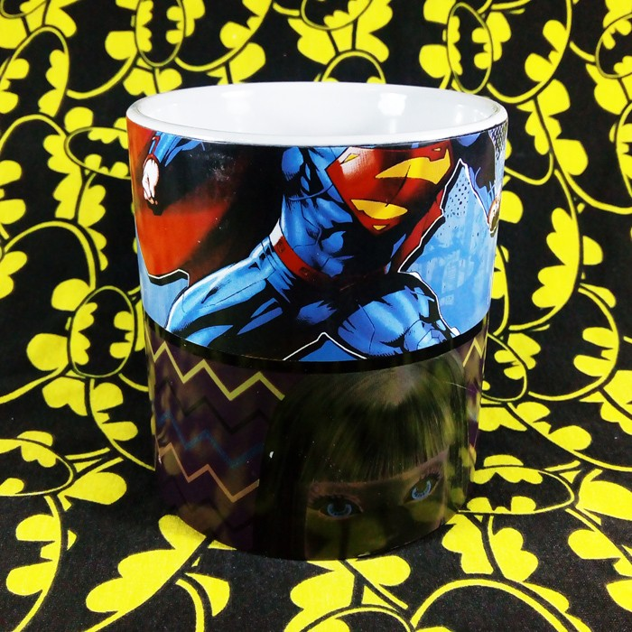 Buy Ceramic Mug Superman DC Universe Cup merchandise collectibles