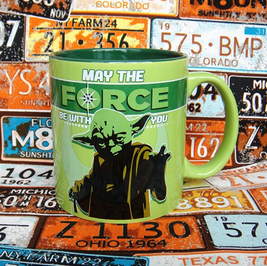 Buy Mug Star Wars May the Force Be with You Cup merchandise collectibles