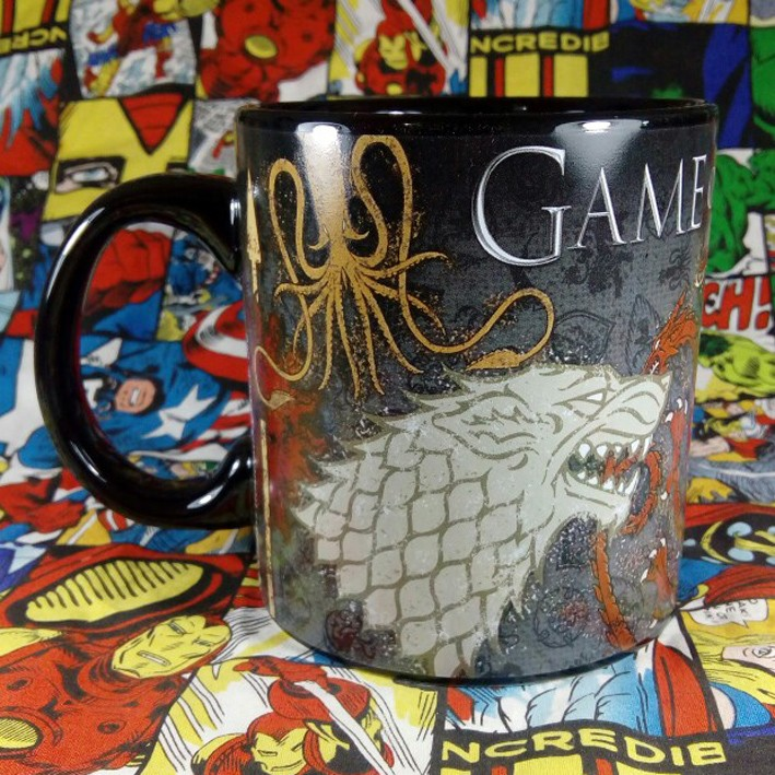 Buy Ceramic Mug Game of Thrones House Cup merchandise collectibles