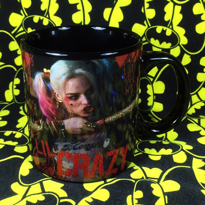 Buy Ceramic Mug Harley Quinn DC Suicide Squad Cup merchandise collectibles