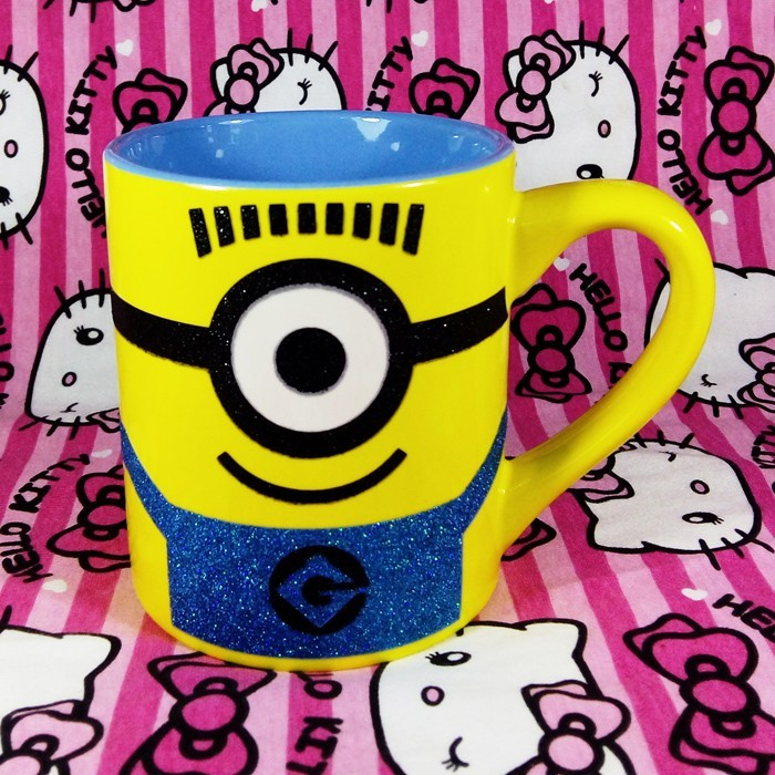 Buy Ceramic Mug Despicable Me Minion Yellow Cup merchandise collectibles