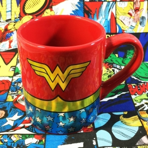 Buy Ceramic Mug Classic Costume Wonder woman Cup merchandise collectibles