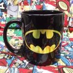 Merch Ceramic Mug Logo Batman Dc Cup