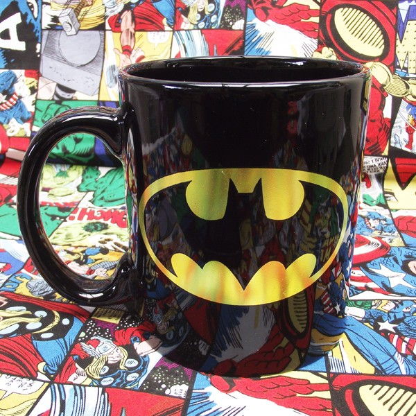 Buy Ceramic Mug Classic Logo Batman DC Cup merchandise collectibles