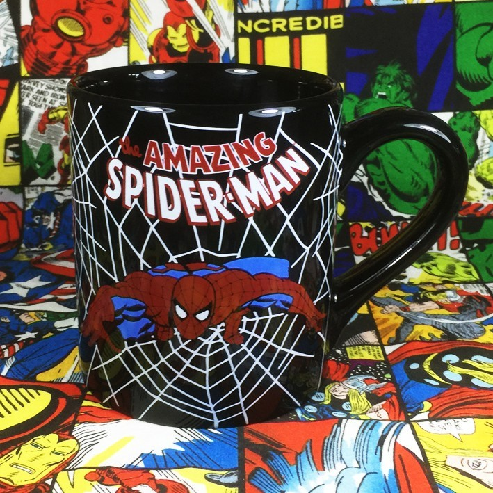 Buy Ceramic Mug Amazing Spider Man Cup merchandise collectibles