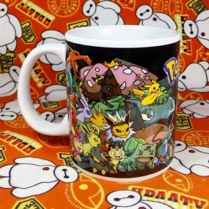 Buy Ceramic Mug Pokemon Characters Cup