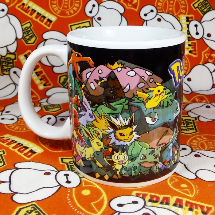 Buy Ceramic Mug Pokemon Characters Cup