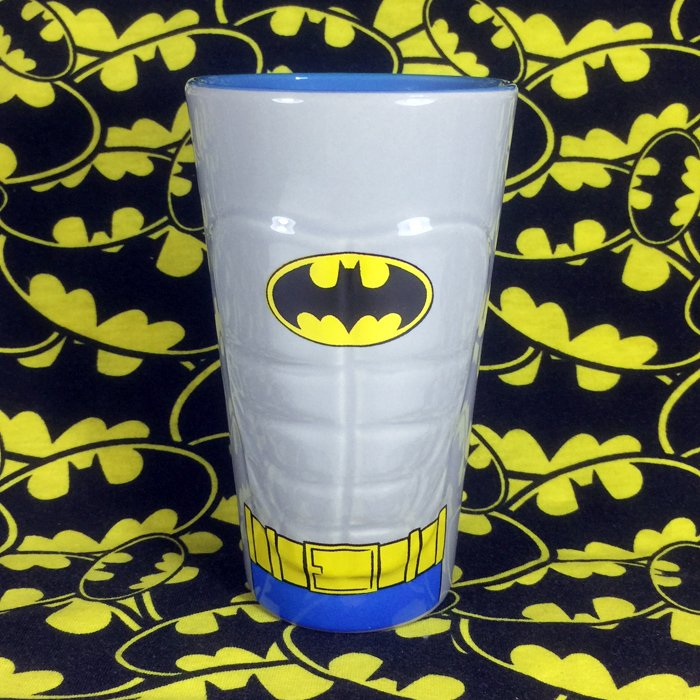 Buy Ceramic Glass Batman Body Chest 3D Cup merchandise collectibles