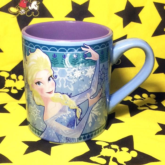 Buy Ceramic Mug Frozen Disney Elsa Cup merchandise collectibles