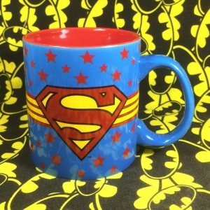 Buy Ceramic Mug Superman DC Comcs Logo Cup merchandise collectibles