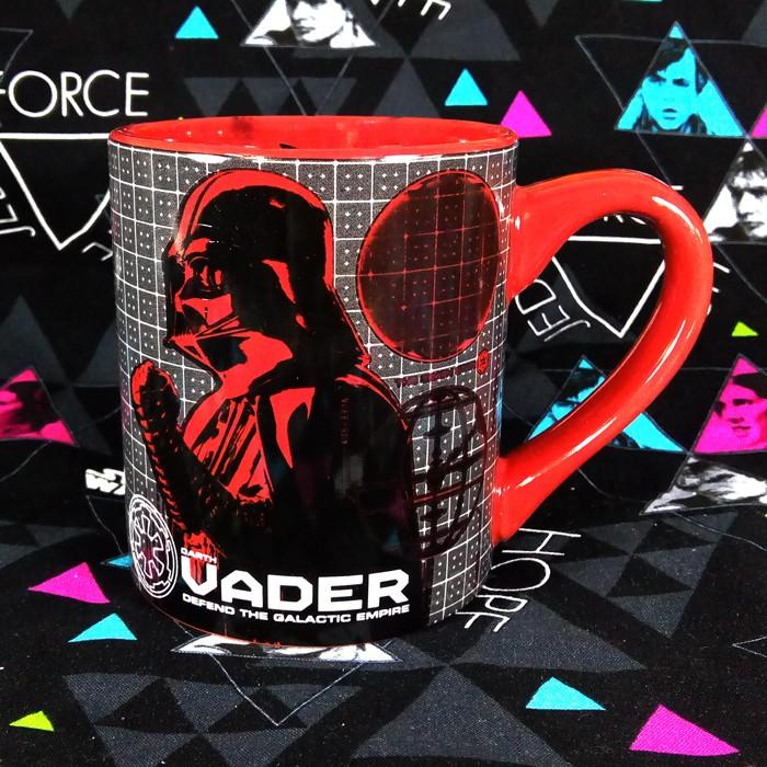 Buy Ceramic Mug Darth Vader Star Wars Sith Lord Cup