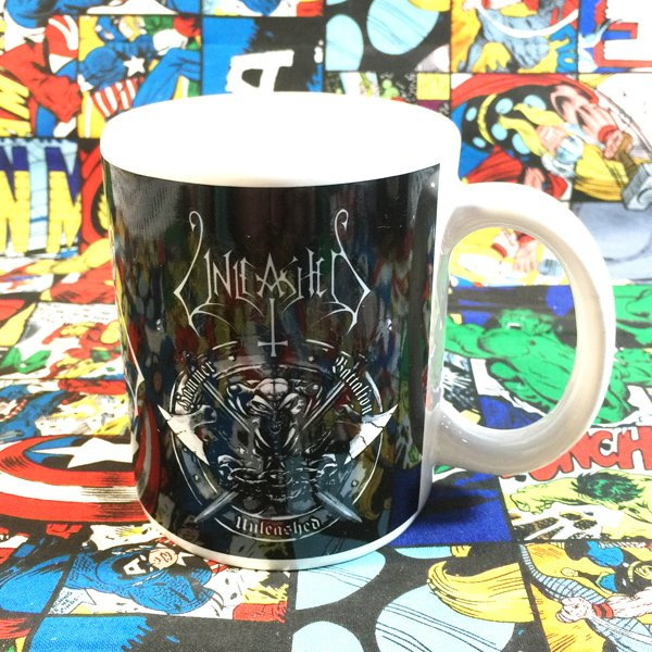 Buy Ceramic Mug Unleash the Archers Cup merchandise collectibles